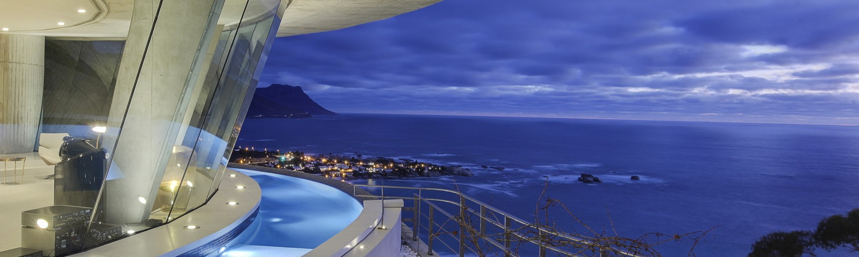 Pengilly House: Luxury Home Rental, CLifton, Cape Town, South Africa